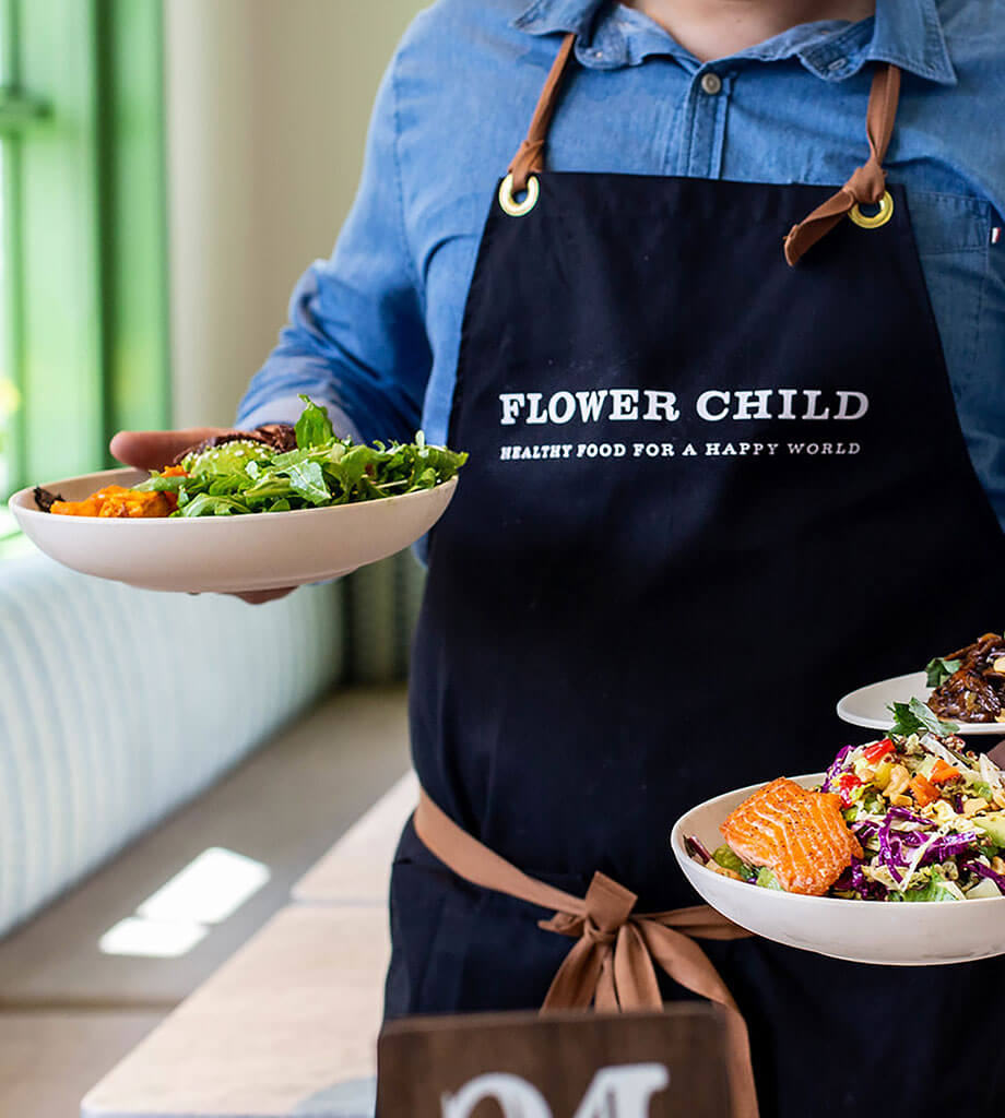 Flower Child is part of the Fox Restaurant Concepts family